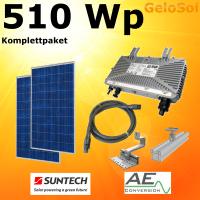 GeloSol Eigenstromanlage 510 Wp