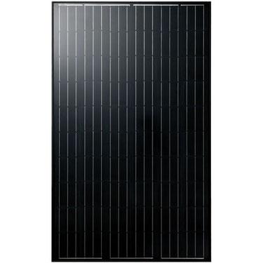 iKratos Balkon Mini Solar schwarz
