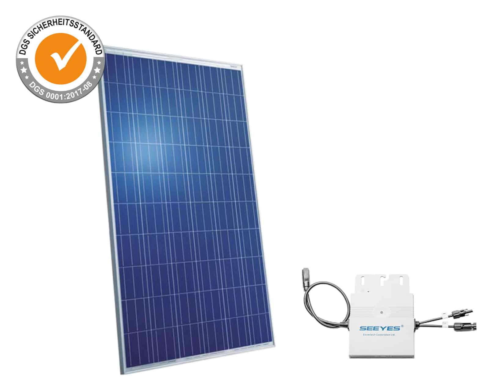 solar-pac 270 basic Plug & Play