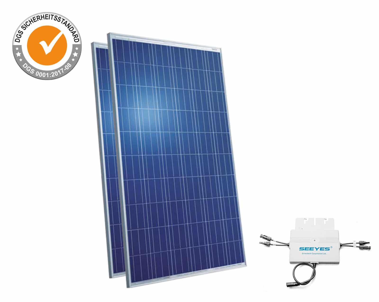 solar-pac 540 basic Plug & Play