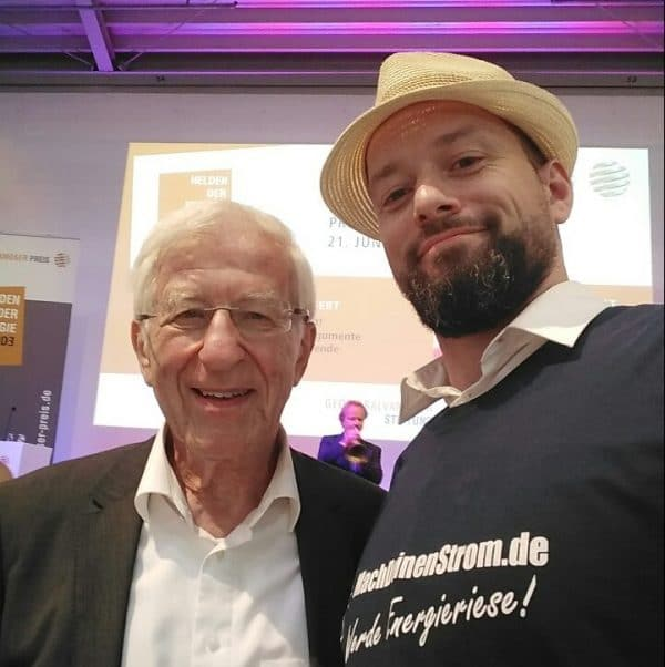 Christian Ofenheusle und Franz Alt