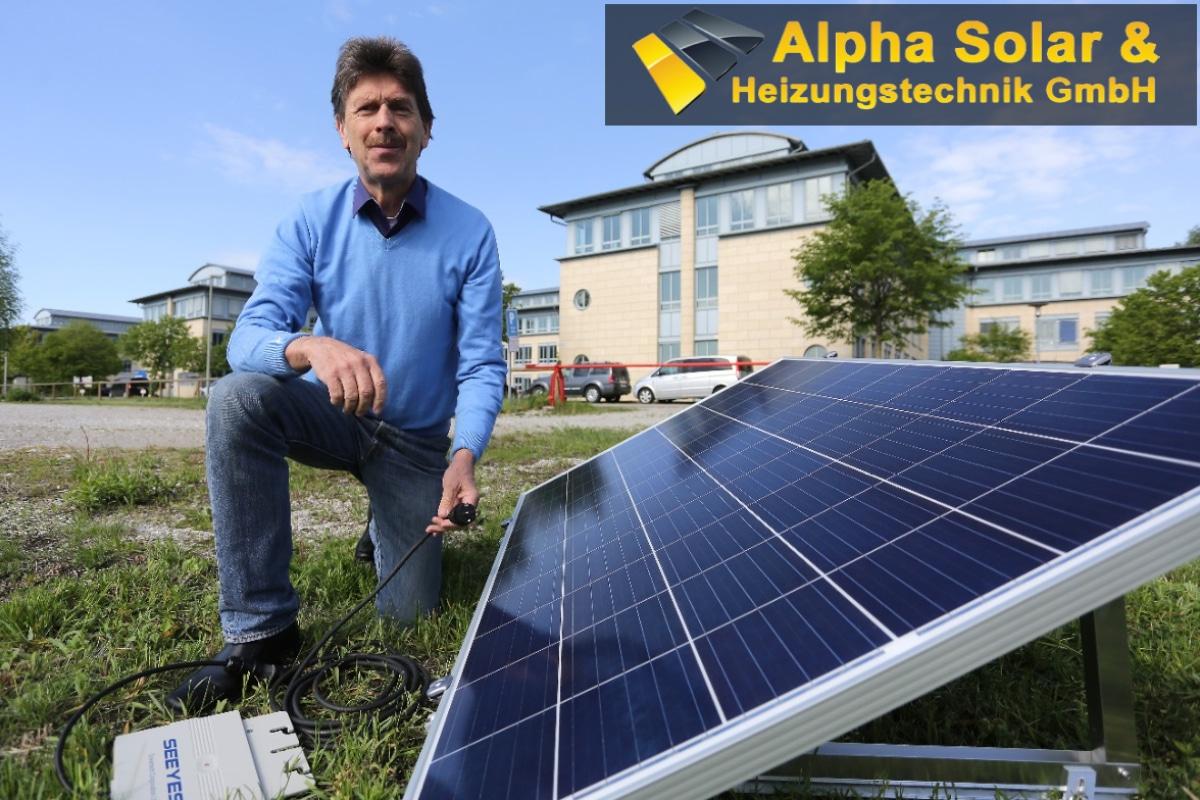 Alpha-Solar Reinhard Bege