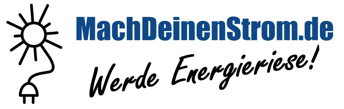 Logo MachDeinenStrom.de