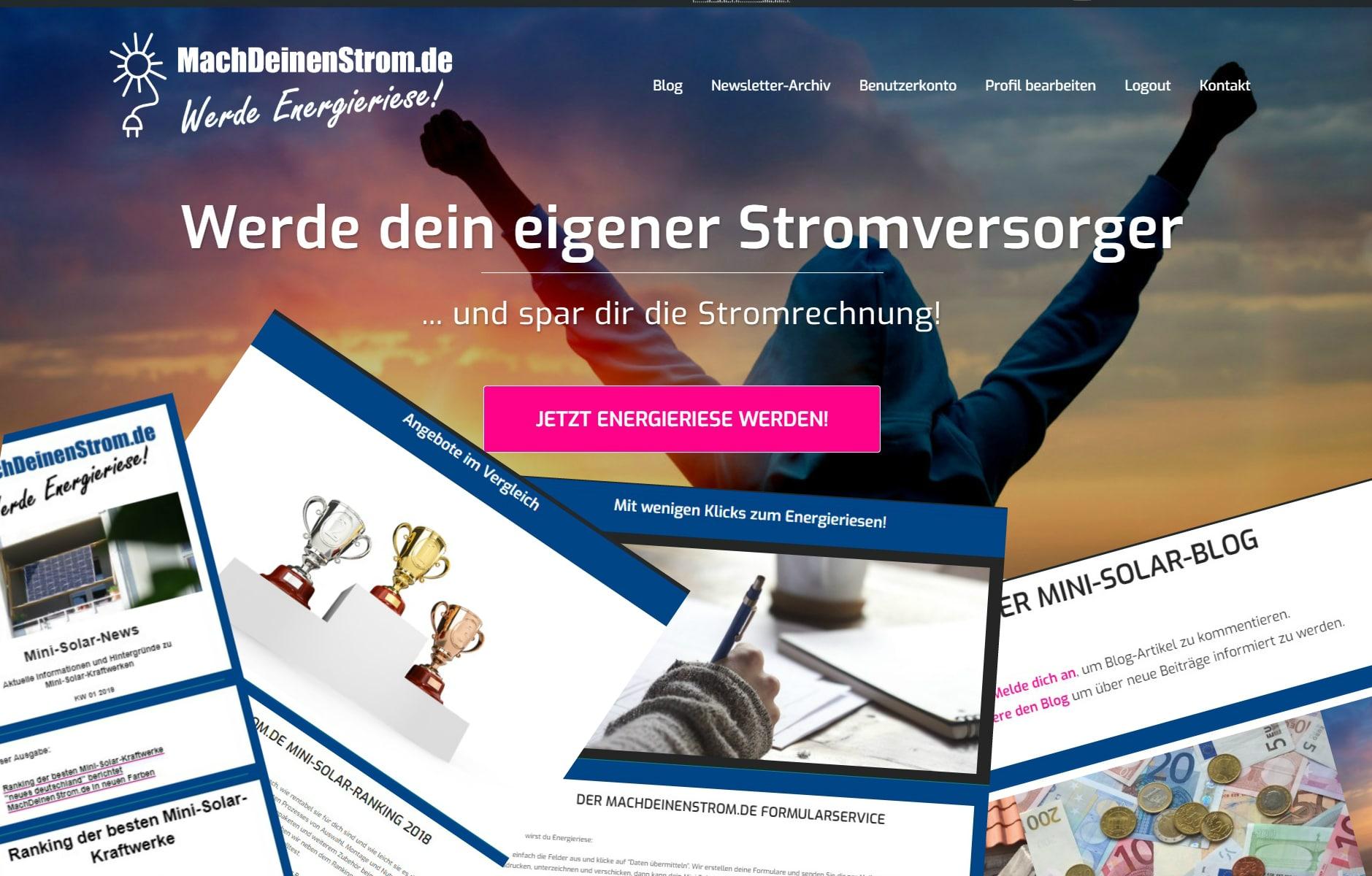 MachDeinenStrom.de